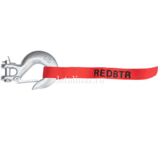 Фото 4 - Крюк троса лебедки RedBTR 38 (закрытый) 8000-13500 lbs.