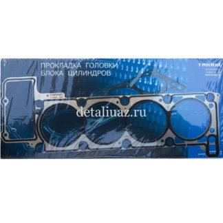 Фото 16 - Прокладка головки блока цилиндров ЗМЗ-40904/40524/40525 ЕВРО 3 (металл.) (TKG-1003020-61).