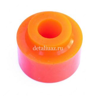 Фото 20 - Втулка опорная продольной штанги оранж. (полиуретан) г.Новосибирск (арт.14-11-005-G).