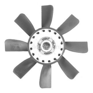 Фото 2 - Гидромуфта (с вентилятором) Хантер 8 лопастей.