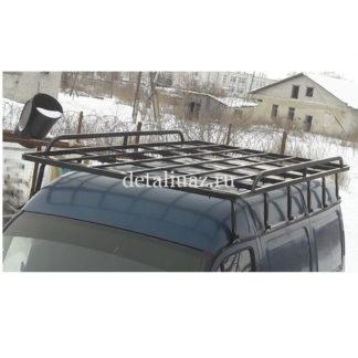 Фото 22 - Багажник ГАЗель, Соболь, Баргузин Пролет Усиленный (12 опор).
