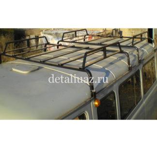 Фото 6 - Багажник на УАЗ 452,Буханка Стандарт разборный (8 опор).
