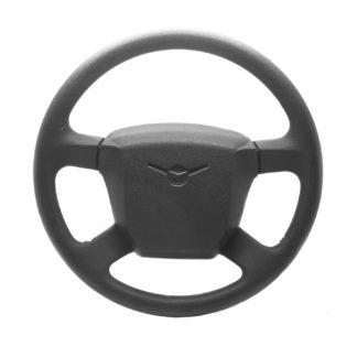 Фото 15 - Колесо рулевое Патриот с сигнальной кнопкой (4 спицы).